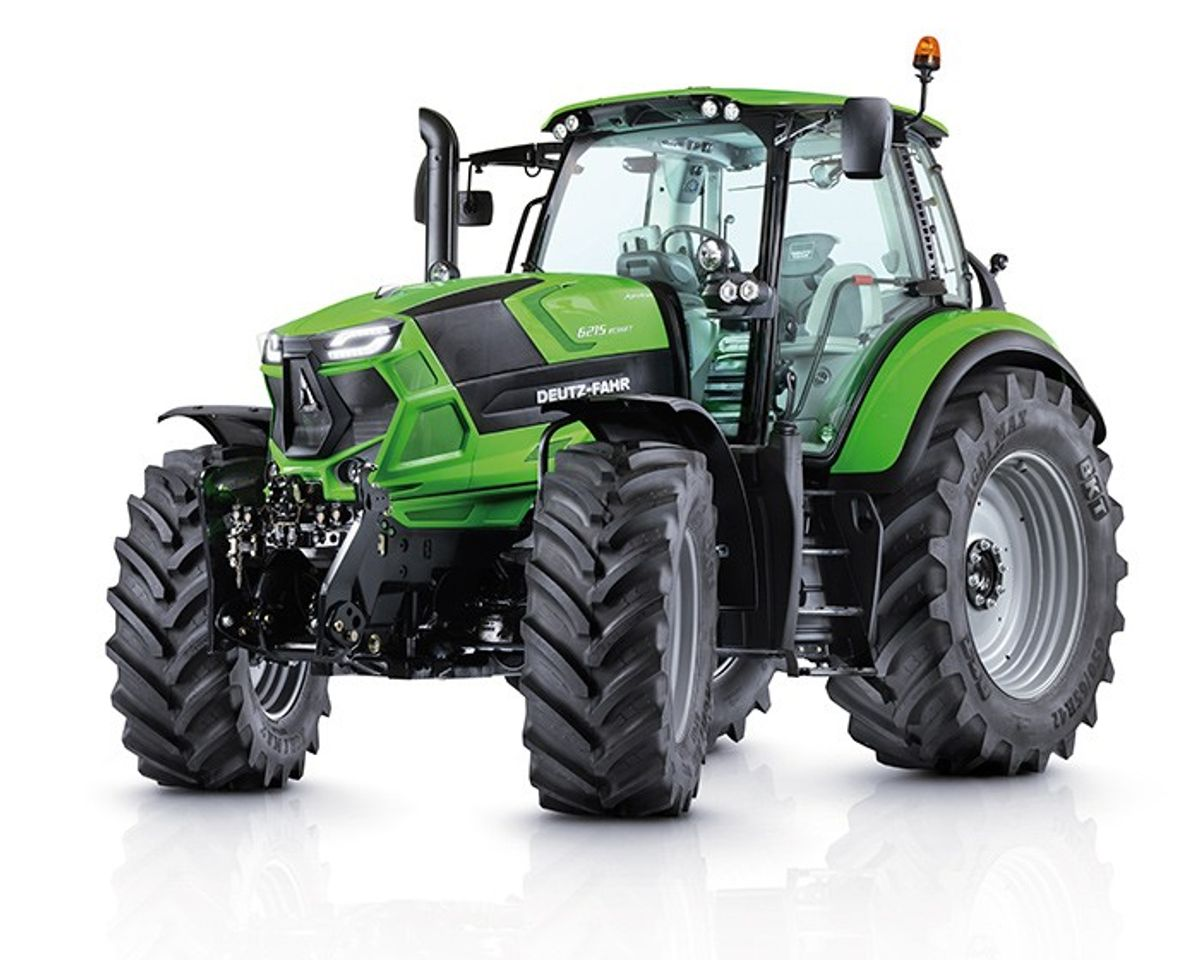 Agrotron Serie 6 Rcshift, 6 cyl